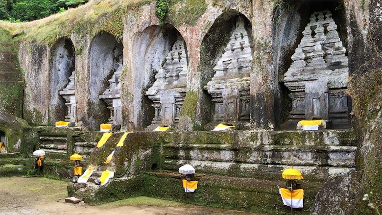 Bali interessante Orte Gunung Kawi