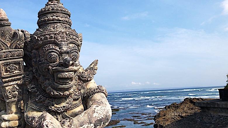 Bali interessante Orte Pura Gede Luhur Batu Ngaus