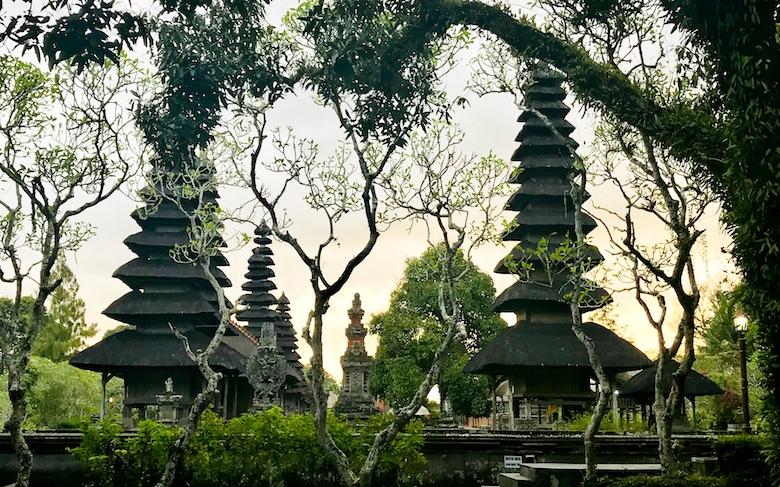 Bali interessante Orte Pura Taman Ayun