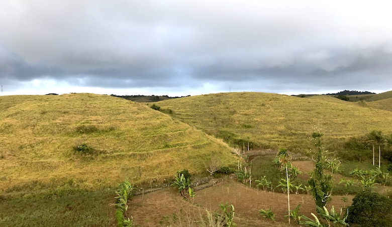 Bali interessante Orte Teletubbie Hills