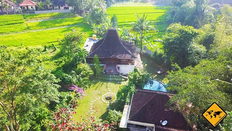 Bali oder Lombok AirBnB Canggu