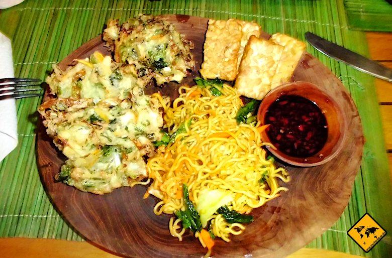 Bali oder Thailand Essen