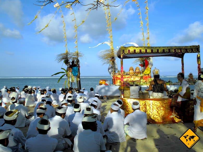 Bali oder Thailand Hindu Kultur