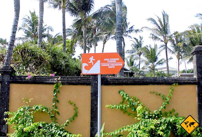 Bali oder Thailand Sicherheit
