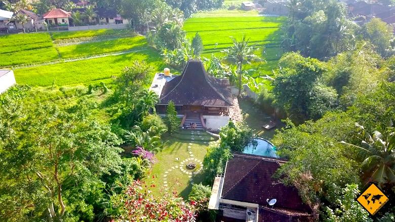 Bali oder Thailand Unterkünfte