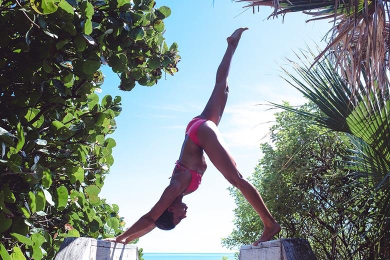 Bali und Lombok Yoga