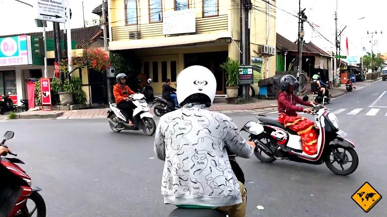Bali und Thailand Roller