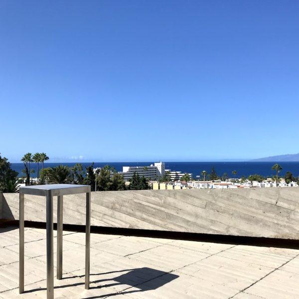 Balkon Magma Teneriffa