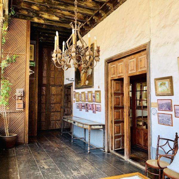 Balkon Museum Casa de los Balcones