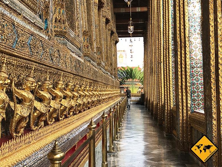 Bangkok Königspalast Stil