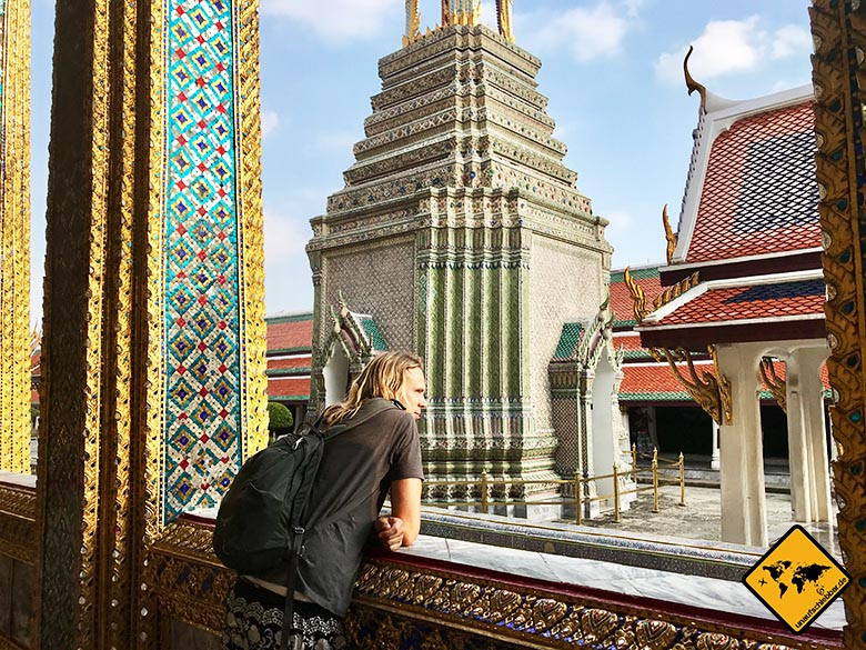 Bangkok Palast Besuchszeit