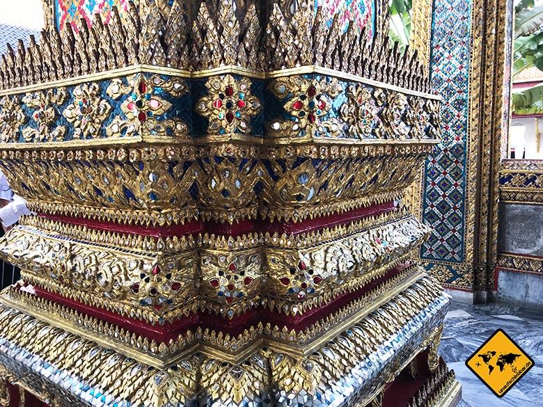 Bangkok Palast Prunk