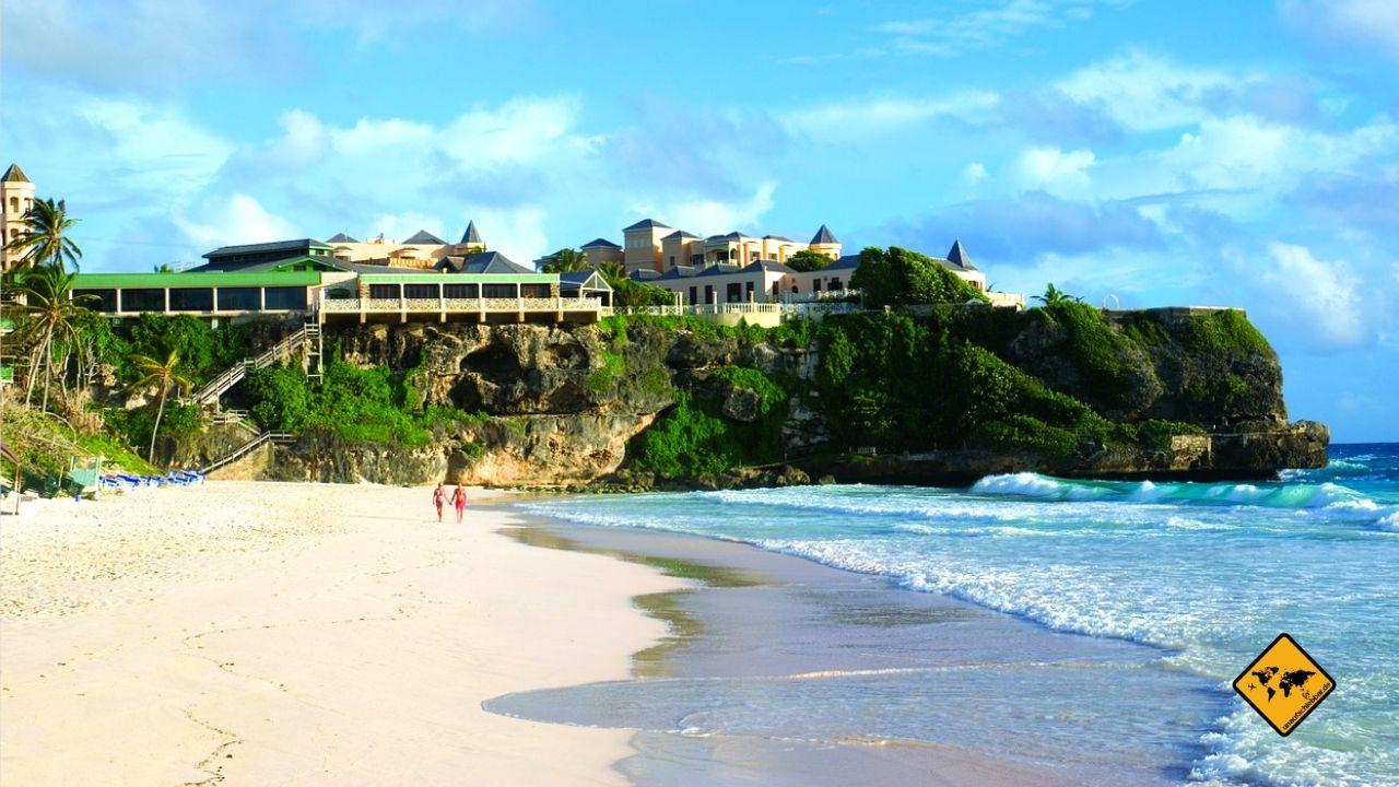Barbedos Karibik Hotel Covid 19 Corona