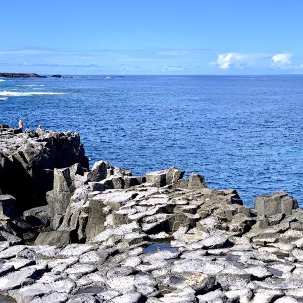 Basaltsäulen Teneriffa Los Silos