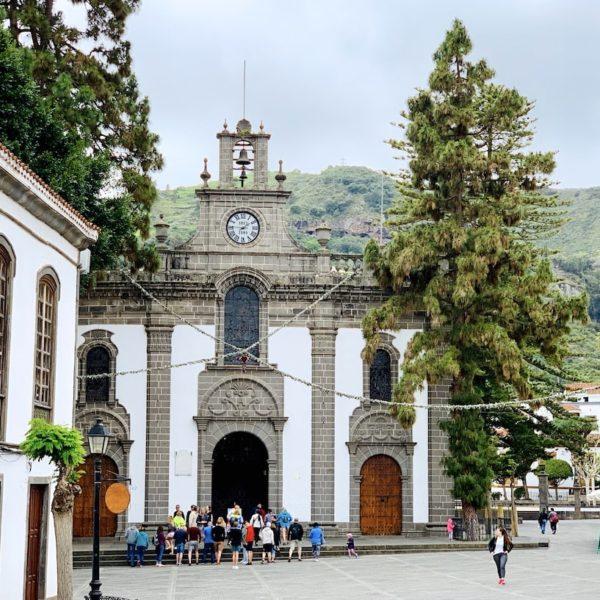 Basilica Nuestra Señora del Pino Teror Gran Canaria