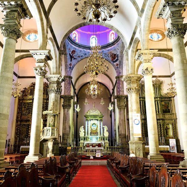Basilika Nuestra Señora de la Concepción Teneriffa