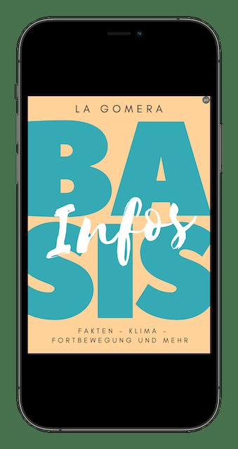 Basis-Infos Cover - 88 La Gomera Highlights Sehenswürdigkeiten Ausflüge Aktivitäten Orte