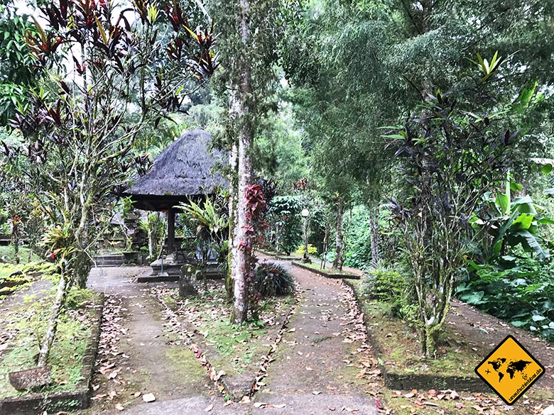 Batukaru Temple Bali Garten