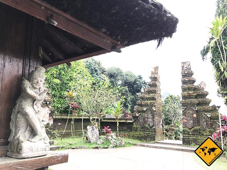 Batukaru Temple Bali Hauptbereich