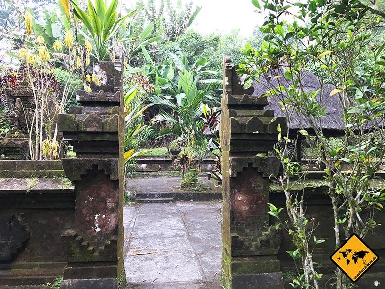 Batukaru Temple Tor klein
