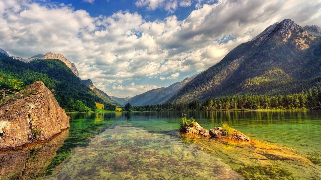 Berchtesgaden Hintersee Alpen