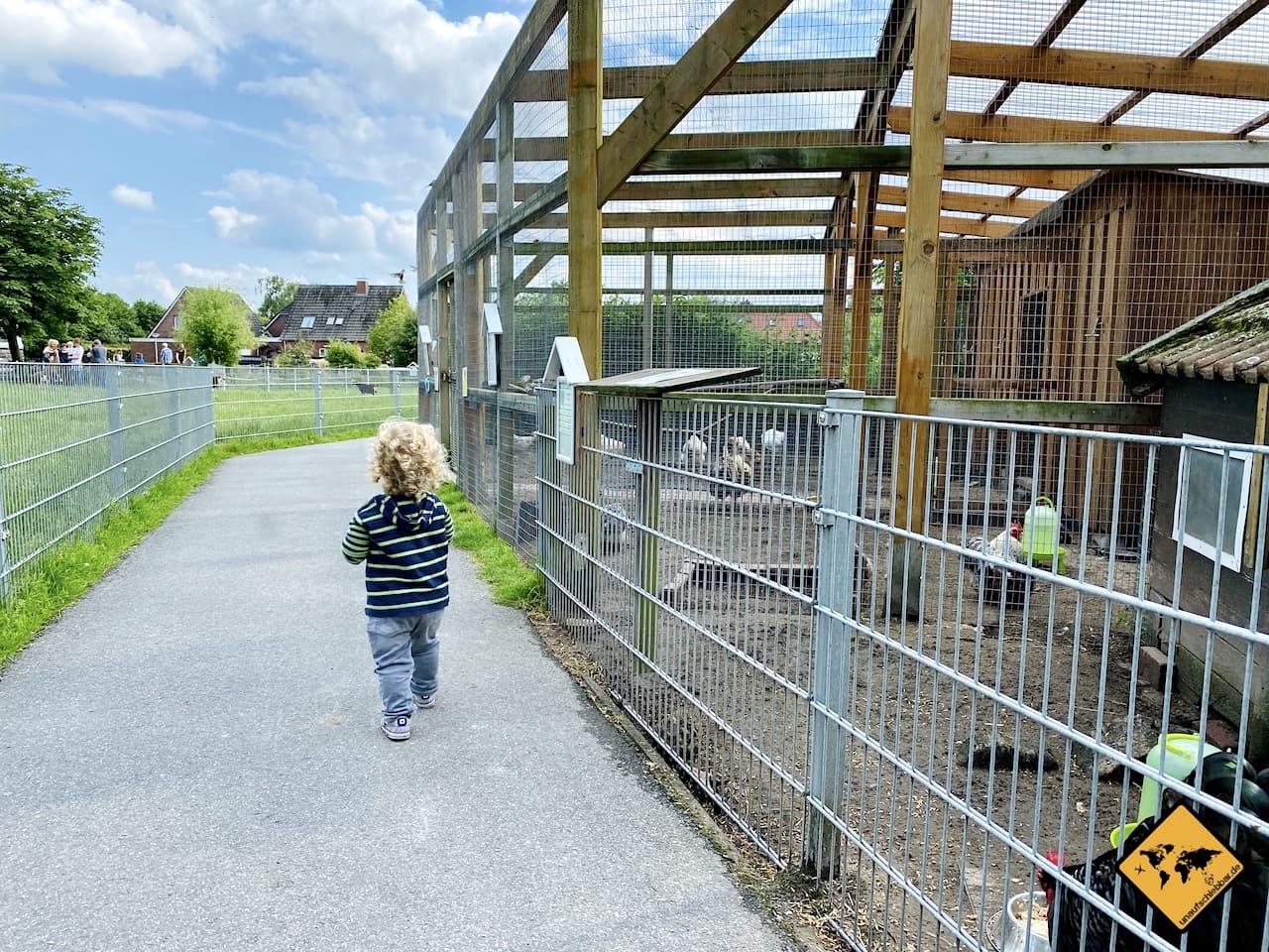 Beste Besuchszeit Werdum Tierpark
