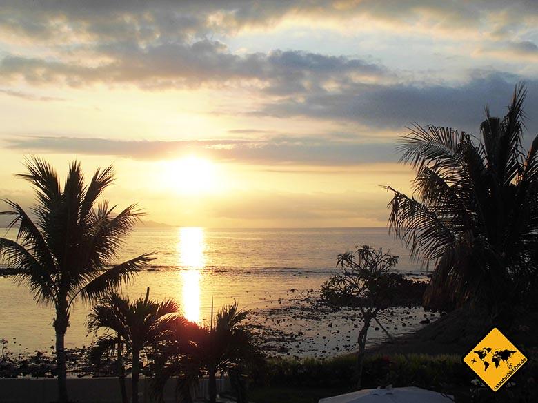 Beste Reisezeit Bali Sanur