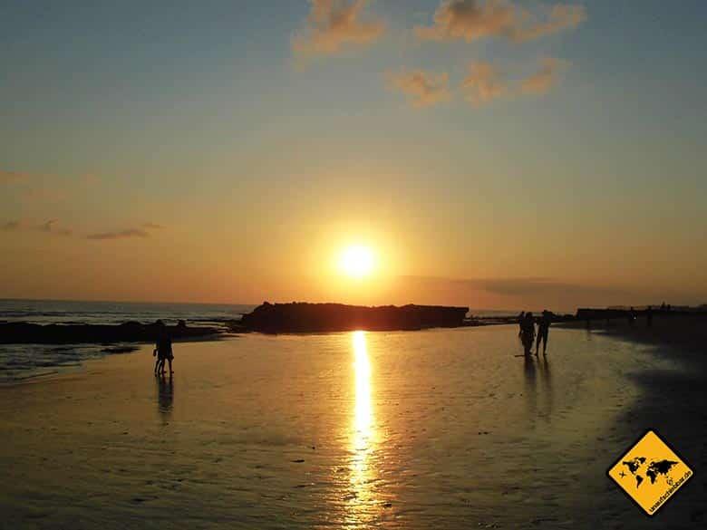 Beste Reisezeit Bali Strandurlaub