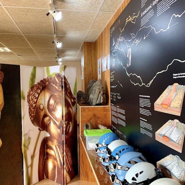 Besucherzentrum Cueva del Viento Icod de los Vinos