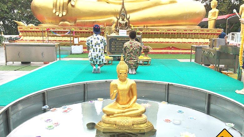 Big Buddha Pattaya Betende