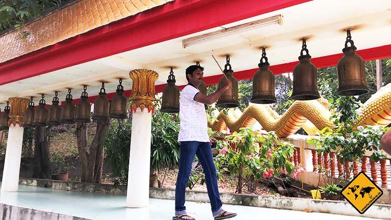 Big Buddha Pattaya Glocken