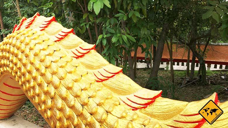 Big Buddha Pattaya Nagas Geländer