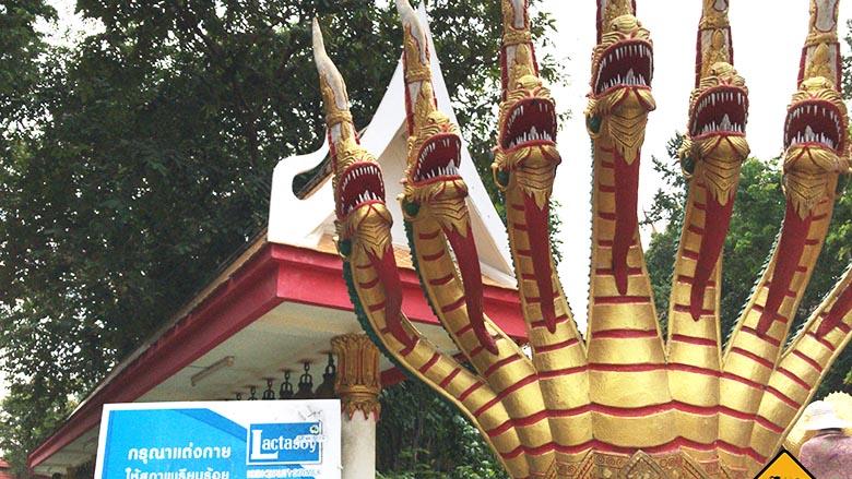 Big Buddha Pattaya Nagas