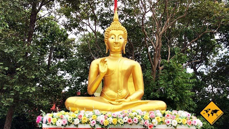 Big Buddha Pattaya Statur