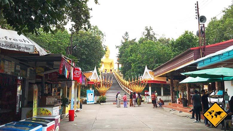 Big Buddha Pattaya Weg