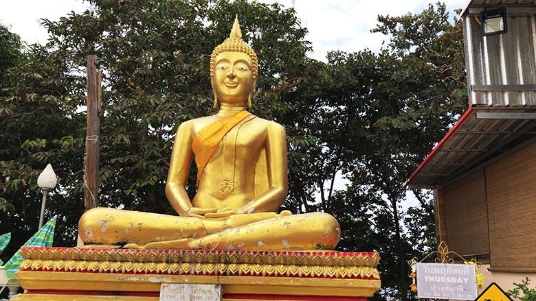 Big Buddha Pattaya Wochentag Buddha