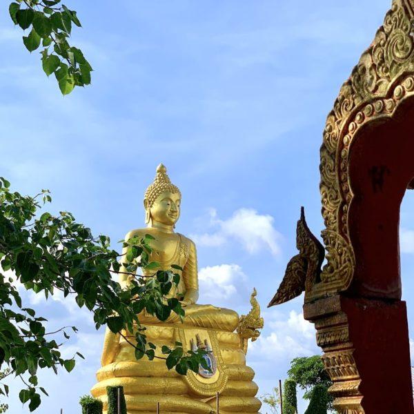 Big Buddha Phuket Gelände