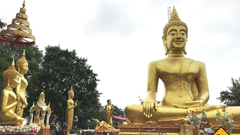 Big Buddha in Pattaya Thailand
