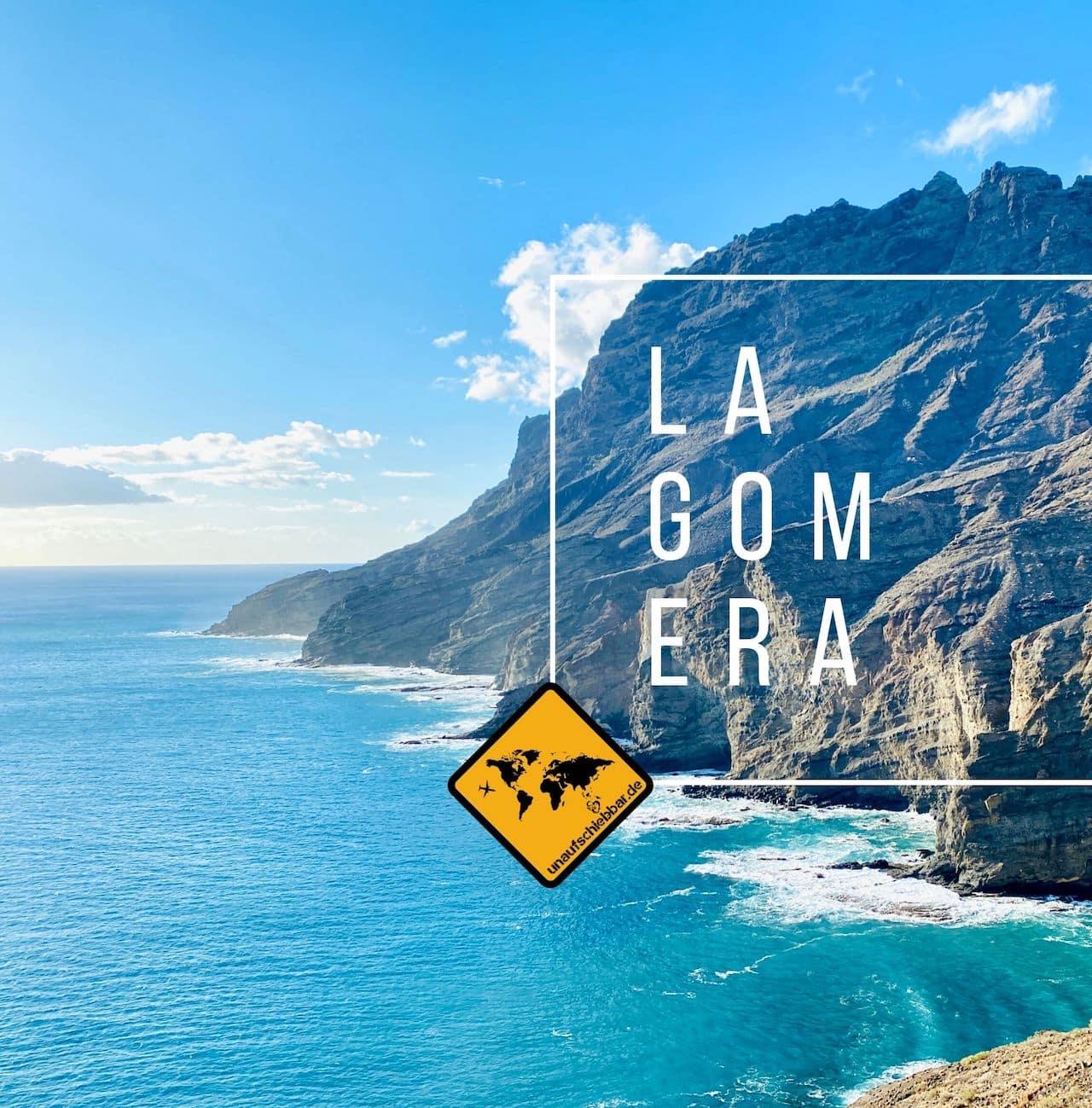 Bildband La Gomera Cover