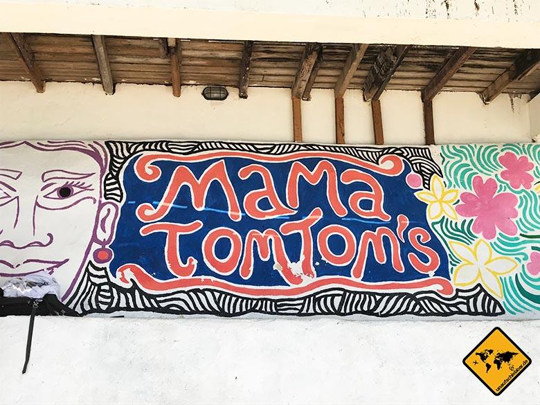 Bingin Bali Mama Tom Toms