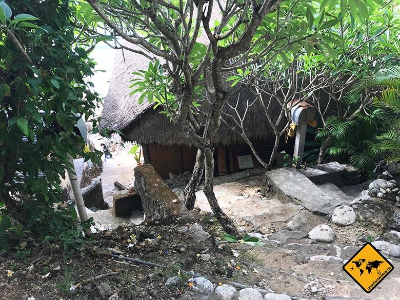 Bingin Bali Treppen
