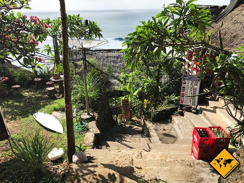 Bingin Beach Bali Bintang