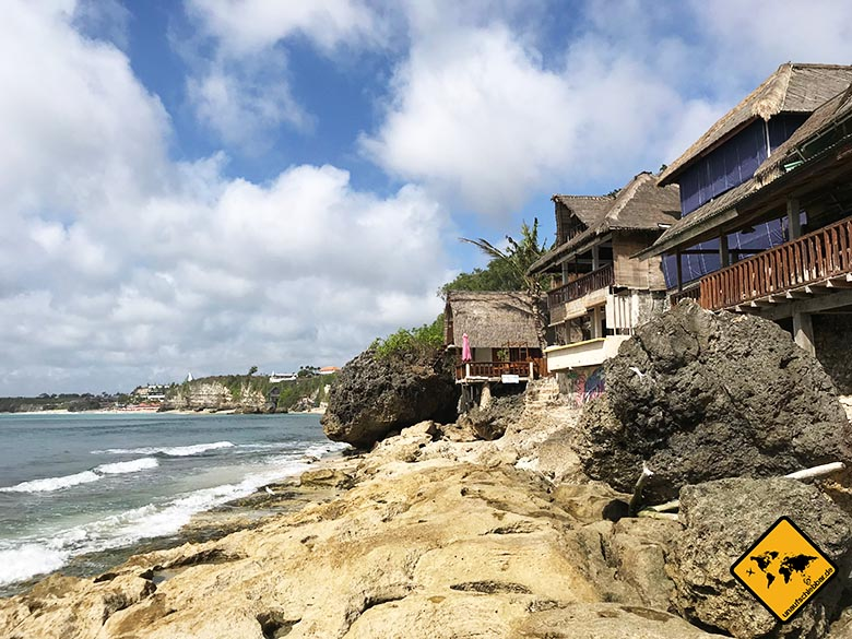 Bingin Beach Bali Nyoman