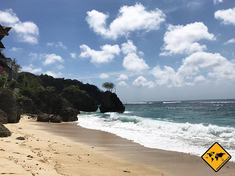 Bingin Beach Strände Bali
