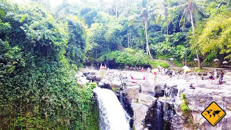 Blangsinga Waterfall Spitze