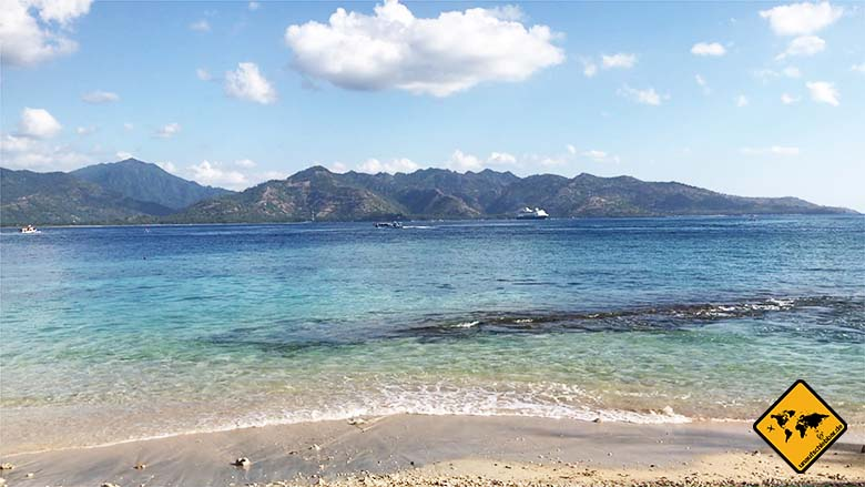 Blick Gili Air Lombok