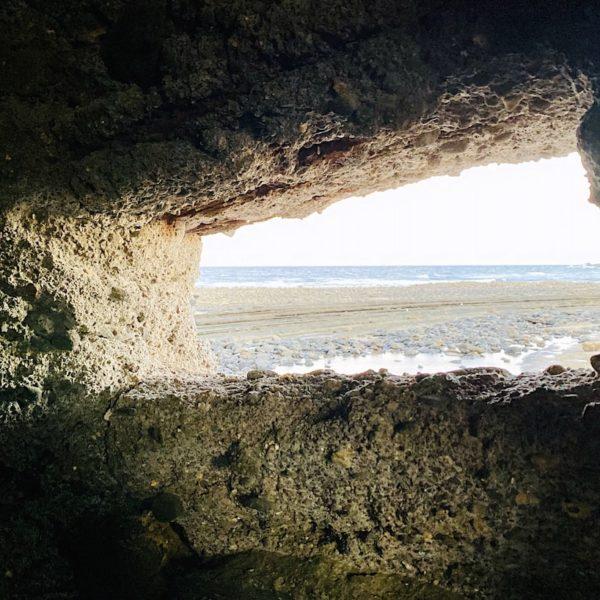 Blick aus dem Bunker Fuerteventura Geheimtipps Ostküste