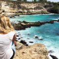 Blue Lagoon Nusa Ceningan verweilen