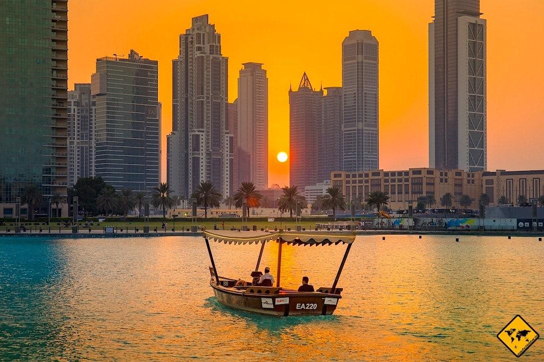 Boot Dubai im Sommer