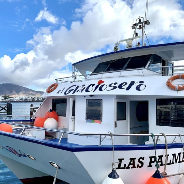 Boot Überfahrt Playa Blanca Fuerteventura